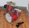 (J 3PS) Junior drum set