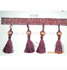 Supply curtain lace, row must,