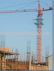 mobile tower crane SS145,mobil