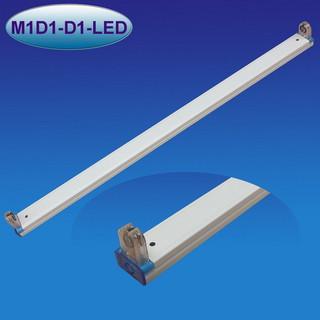 2 5ft T8 Type Led Tube Light Fixture Led Lamp Base Box