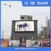 China factory wholesale outdoor full color P6 Iron cabinet led display