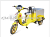 electric garbage tricycle