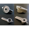 Investment casting  machinery parts lock parts