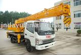QLY10K mini mobile crane
