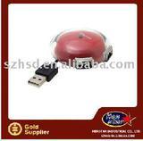 USB 2.0 Hi-speed 4 ports Mini
