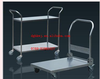 trolley mobile wire shelving