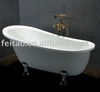 acrylic cast iron bathtub