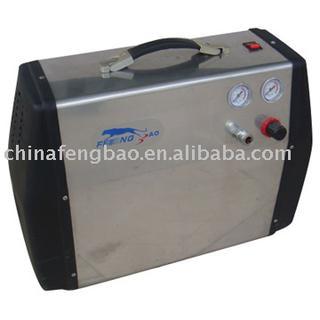 Mute Oilfree Portable Air Compressor