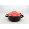 China factory direct selling heat-resistant ceramic casserole wholesale