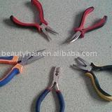 Hair Pliers, hair extension pliers, hair extension tools