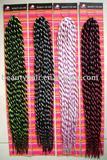 Dreadlock, synthetic dreads, synthetic hair braid, dreadlocks