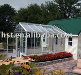Polycarbonate sheet for sunshine house
