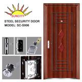 steel door(ISO9001:2008.CE) SC-S006