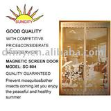 Cheap Diy magnetic screen door SC-804