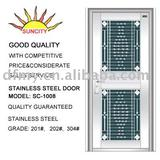 stainless steel door SC-1008