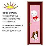 Aluminum Alloy Doors with glass SC-AAD013