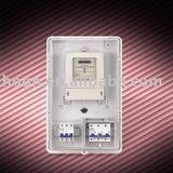 HOGN-DK Transparent Electric Meter Cabinet