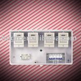 HOGN-4K Transparent Meter Cabinet