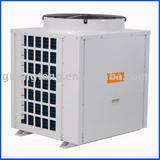 work in -20 degree Cel water to water heat pump