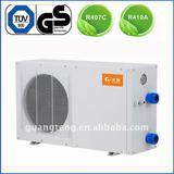 SPA pool heat pump, swimming pool heat pump (GT-SKR015Y, 4.2kw output)