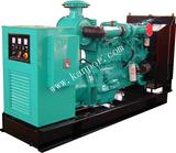 CCC,ISO9001,CE ,36A-1800A open type Cummins soundproof diesel generator set