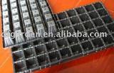 plastic seed tray,plug tray,plastic nursery tray,plant tray,plant container,seed container
