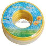 yellow garden hose