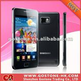 i9100 transparent smart touch mobile phone