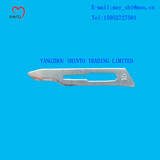 Disposable Surgical Carbon Steel Blade