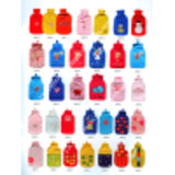 Flannelette Hot Water Bottle Cover in Various Designs