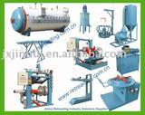 Tyre/tire Recycling Machinery plant-Curing Chamber
