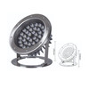 30*1W LED underwater light high reliability RGB DMX512 LED underwater light