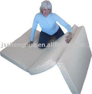 Memory Foam Mattress Folding Camping Bed: China Suppliers