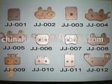 copper based brake pads copper matrix pads