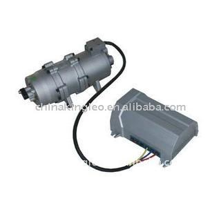 R134a 144v Brushless Dc Electric A/c Compressor 380v-610v