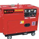 Diesel Silent Generator