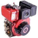 4 Stroke single cylinder diesel engine 4hp-9hp