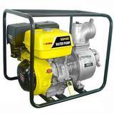 Air-cooled,4-storke gasoline water pump