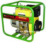 diesel water pump Air- cooled 4 stroke vertical single cylinder 178 engine 6hp 3''
