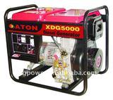 ATON 5KVA air cooled Diesel Generator