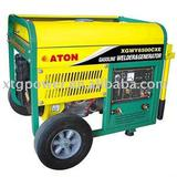 ATON 5~5.5KW Air-Cooled Single-Cylinder Gasoline Welding Generator