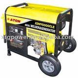 ATON 4~5KW Air-Cooled 4-Stroke Diesel Welding Generator