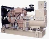 factory price 120kw Cummins generator set