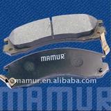 orginal factory quality auto brake pads OE No.MR389546 for Mitsubishi V33/E39A