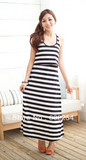 Hot wholesale Free shipping Fashion high elastic soft and comfortable pregnant dress maternity wear