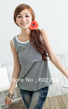 Hot wholesale Free shipping soft and comfortable cool fabric maternity camisole