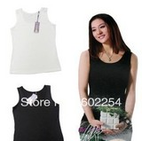 Hot Wholesale!!! breathable comfortable high sweat absorbent bamboo tank top