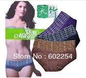 New Wholesale!!! High quality and super soft anti-bacterial 100% bamboo fiber women briefs