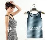 Hot Wholesale!!! Free shipping comfortable high sweat absorbent and breathable bamboo sun-top