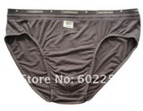 Hot wholesales!!! 100%bamboo fiber Super soft and comfortable breathable mens underwear briefs